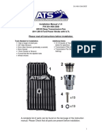 6R-140 Transmission Pan v1.0