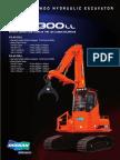 Excavadora Doosan 225 Ficha Tecnica