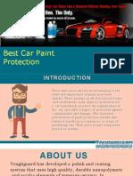 Get best car paint protection! SINGAPORE