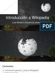 Introducción a Wikipedia
