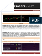 Market View 12 July 2018