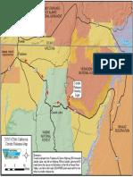 California Condor Release Map