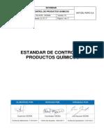 PG 6180 - SSOMA Control de Productos Químicos