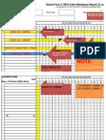 School Forms 1 and 2 With Formulas - GRADE11 BONIFACIO 2