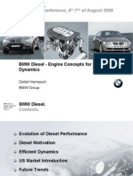 BMW Diesel - Engine Concepts for Efficient Dynamics