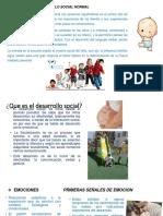 Desarrollo Social en niño