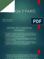 LABORAL II PARO Y HUELGA.pptx
