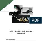 ABS Integral y ASC de BMW Motorrad