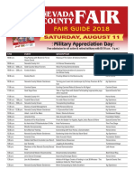 2018 Fair Daily Schedule Sat
