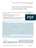 Factors Influencing the Prospect of Asexual Reproduction In