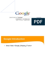 Google - Future of IT