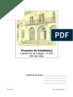 Cuadernillo Proyecto Estadística Con Imágenes