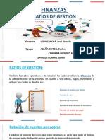 Gestion de Riesgos - Finanzas - Azaña- Cahuana- Espinoza