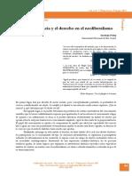 Polop.dialéctica, Ciencia, Derecho