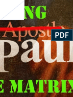 Deception of Paul The False Apostle