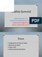 Análisis Factorial en spss 1