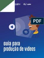 Guia Para Produc&#807%3ba&#771%3bo de Vi&#769%3bdeos