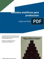 2. Modelos analiticos