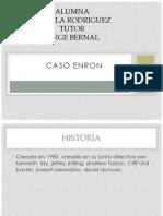 Presentación1 CASO ENRON