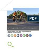 CABQ Climate Action Plan