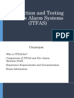 ITFAS Ambassador Presentation 2