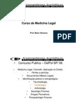 Medicina Legal Aula2
