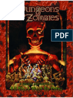 All Flesh Must Be Eaten - Dungeons and Zombies
