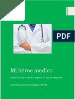 Ensayo- Héroe Médico