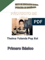Caratula de Mi Amor Thelma