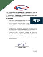 Politica Ambiental Kp17