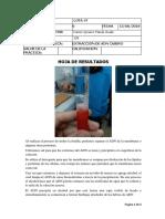 Practica 6 (Extraccion ADN) - Biologia - P 108 - Macas Carlos