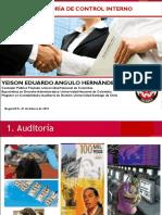 Ppt Procedimientos de Auditoria