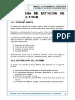 12. Sistema de Extincion de Incendio Ansul - Troidon 66