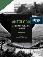Antologia Arquitectura Del Paisaje