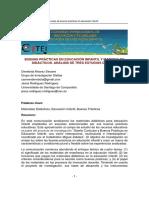 Materiales didácticos, estudio de casos