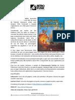 Castelo Falkenstein Press Release