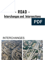 Lesson 1.2 Interchanges and Intersections