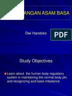 Biokimia Sistem Respirasi