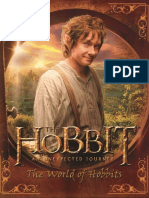 The Hobbit - An Unexpected Jorney - The World of Hobbits