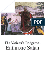 The Vatican's Endgame-Enthrone Satan [Updated]