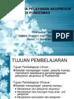 Modul 2 Tata Laksana Pelayanan Medan Sept 13