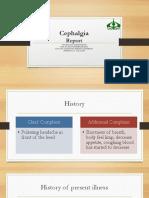 Ppt Cephalgia Upload