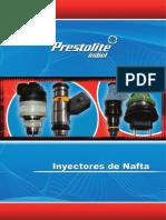 Catalogo Inyectores de Nafta 2011