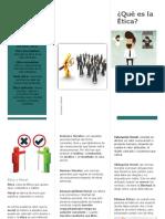Brochure Etica