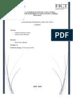Analisis Multitemporal de La Linea de Costa Ultimo