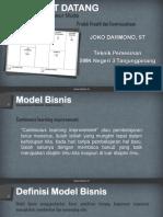 9 Elemen Dalam Model Bisnis Canvas
