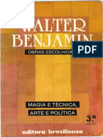 Walter Benjamin - Magia e técnica, arte e política.pdf