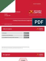 2018 Invrel Qres q1fy19 Investor Presentation Aug 10 2018