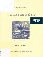 the Dark Night of the Soul Manly Palmer Hall