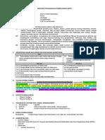 RPP KD 3.6 Menerapkan Stoikiometri Reaksi Redoks dan Hukum Faraday 1819.docx
